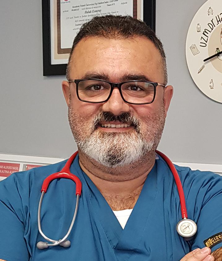 Uzm. Dr. Haluk Esmeray